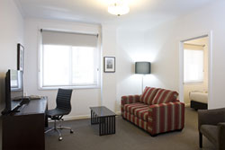 Accommodation near Rod Laver Arena