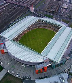 Melbourne Attractions Etihad Stadium